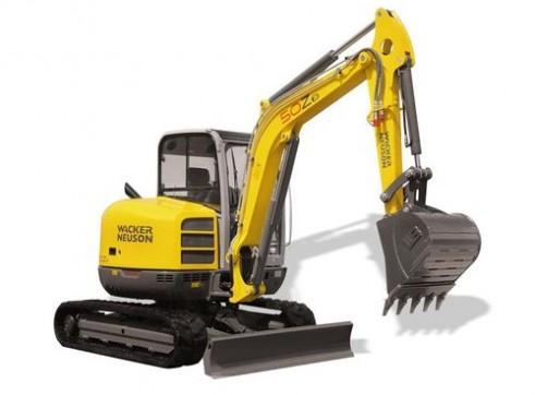Excavator - 5 Tonne
