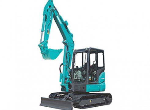 Excavator 5 Tonne - Kobelco SK55SRX-6