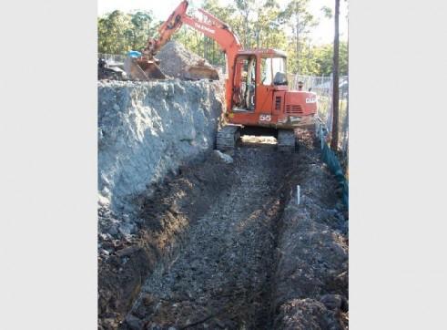 Excavator 5.5 tonne