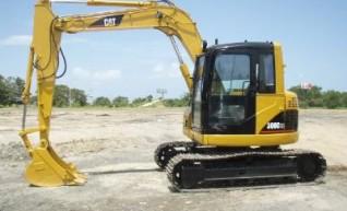 Excavator 8T Caterpillar 308 1