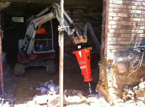 Excavator Attachments (hydraulic) 5