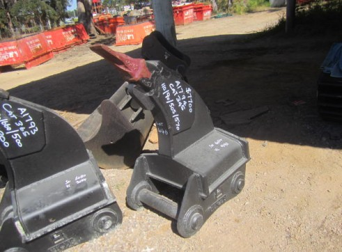 Excavator attachments 2
