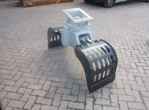 Excavator attachments 3
