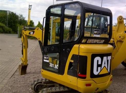 Excavator Caterpillar 301.6