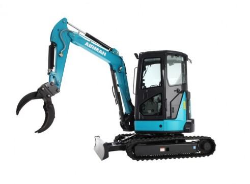 Excavator Grabs 3