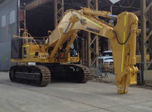 Excavator - PC800-8 2