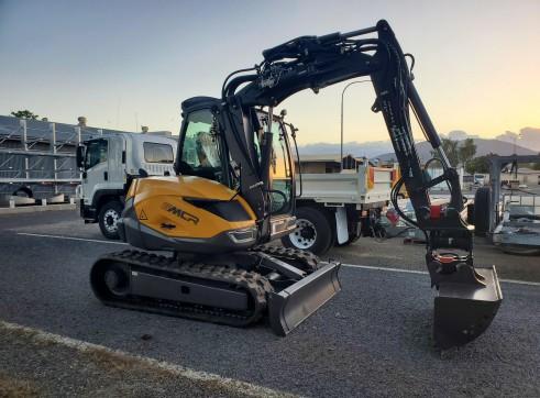 6T Excavator & Skid Steer 1