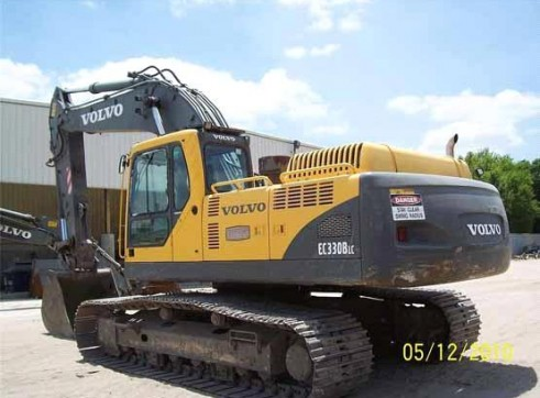 Excavator Volvo 33T (Ex330)  x 3