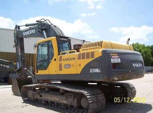 Excavator Volvo 33T (Ex330) x3
