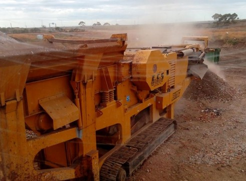 Extec Megabite Jaw Crusher 2