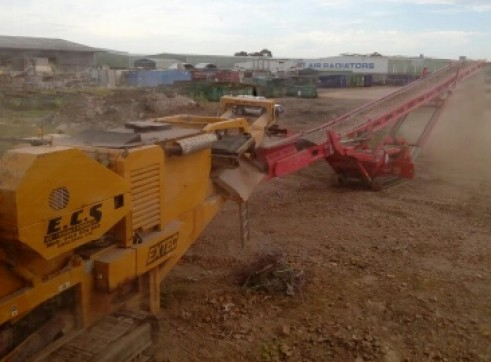 Extec Megabite Jaw Crusher 3