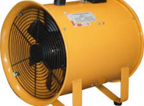 Extraction Fan - 800mm 1