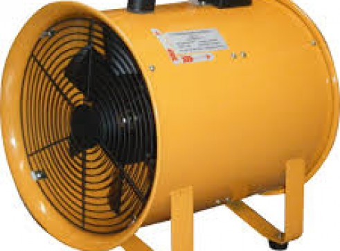 Extraction Fan - 800mm 1