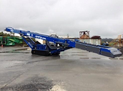Ezystak T-8048 Track Conveyor 1