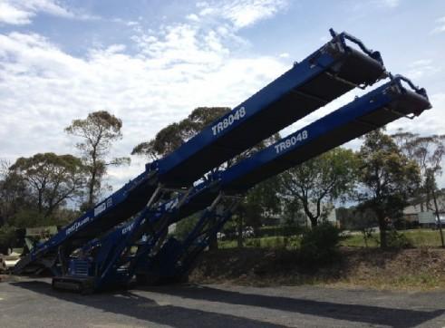 Ezystak T-8048 Track Conveyor 3