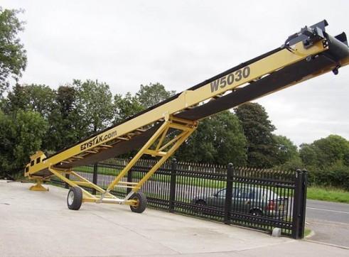 Ezystak W-5030 50' Wheel Conveyor 2