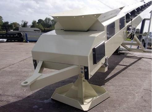 Ezystak W-5030 50' Wheel Conveyor 3