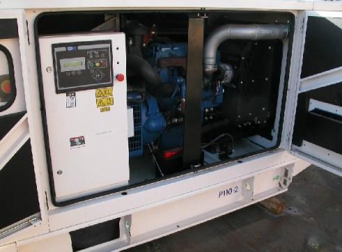 F G Wilson P110 Generator 110kva 2
