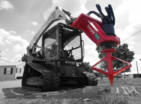 Fecon Forestry Attachments: Mulchers, Stump Grinders, Tree Shears 9