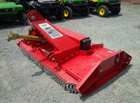 FieldMaster GMM Gearmower 3n1 Multicut Mulcher / Topper /Slash 1