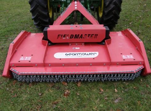 FieldMaster GMM Gearmower 3n1 Multicut Mulcher / Topper /Slash 2