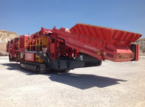 FINLAY C-1540RS CONE CRUSHER 1
