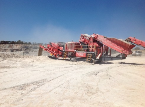 FINLAY C-1540RS CONE CRUSHER 2