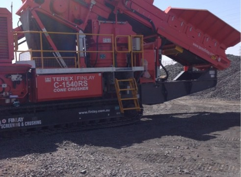 FINLAY C-1540RS CONE CRUSHER 3