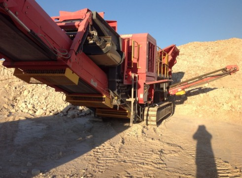FINLAY C-1540RS CONE CRUSHER 4