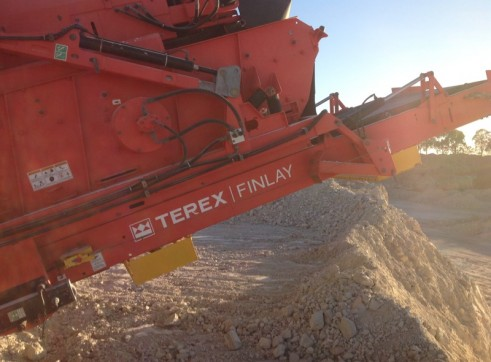 FINLAY C-1540RS CONE CRUSHER 5
