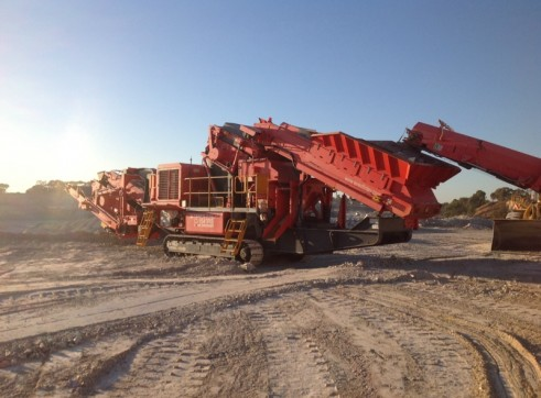 FINLAY C-1540RS CONE CRUSHER 6