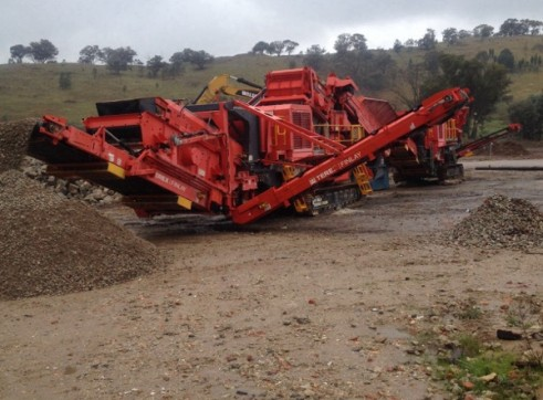 FINLAY C-1540RS CONE CRUSHER 7