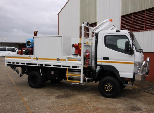 Fitters Truck 4x4  1