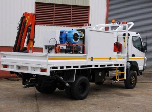 Fitters Truck 4x4  2