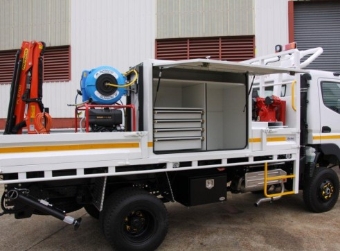 Fitters Truck 4x4  3
