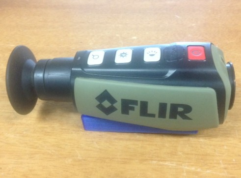 FLIR Scout PS32 Thermal imaging monocular 2