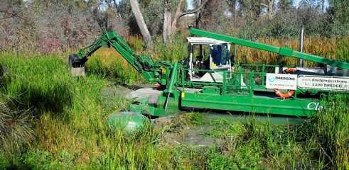 Flood-Mitigation Control (Rivers, Creeks) 1