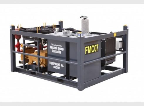 FMC 1622 HV Mud Pump- Perth 1