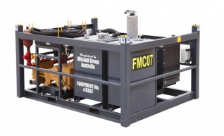 FMC 1622 HV Mud Pump-Singleton NSW 1