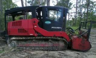 Foresty Mulcher 1