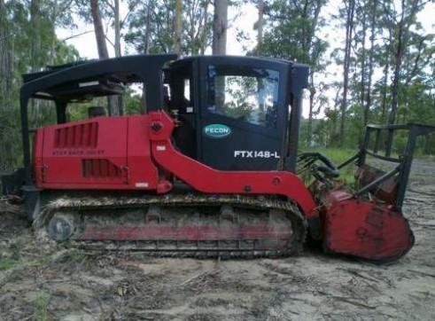 Foresty mulcher 3