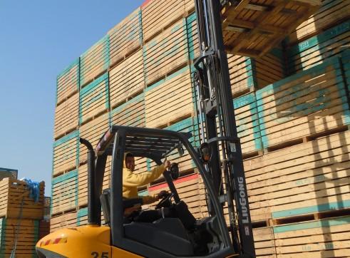 Forklift 2.5 tonne LPG 1