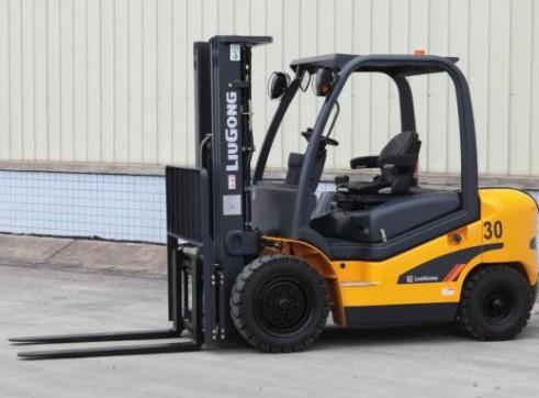 Forklift 3 tonne LPG 1