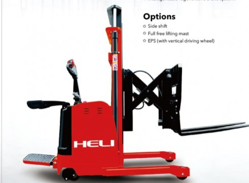 Forklift Sales New & Used 11