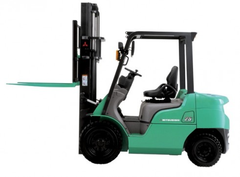 Forklift Sales New & Used 1