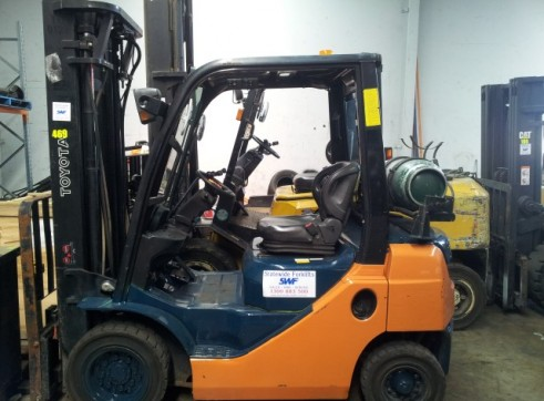 Forklift Sales New & Used 2