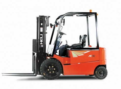 Forklift Sales New & Used 5