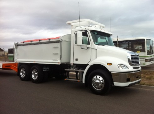 Freightliner 10m Tipper - Any Location Available 1