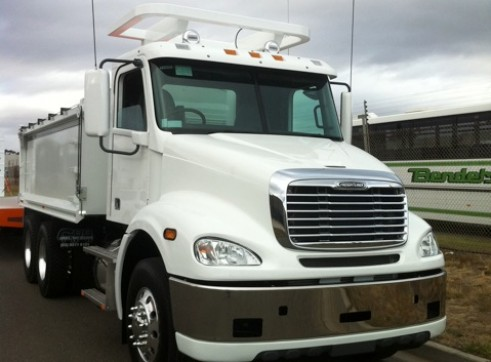 Freightliner 10m Tipper - Any Location Available 2