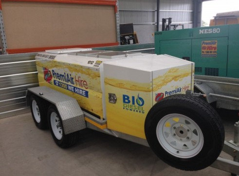 Fuel and Fuel trailers 1